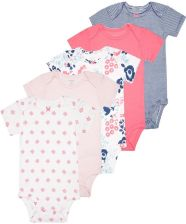 Carters 5 PACK Body pink