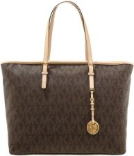 MICHAEL Michael Kors JET SET TRAVEL Torba na zakupy brown