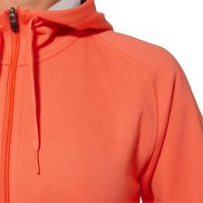 Asics KNIT FULL ZIP HOODIE coralicious