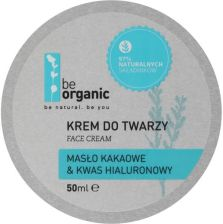 Be Organic Krem Do Twarzy 50ml