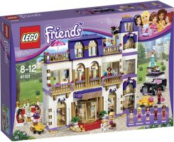Lego Friends Grand Hotel W Heartlake (41101)