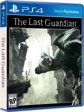 The Last Guardian (Gra PS4)