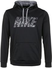 Nike Performance KO BLOCK Bluza z kapturem black/cool grey