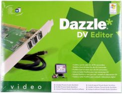 Pinnacle Dazzle DV Editor 2006