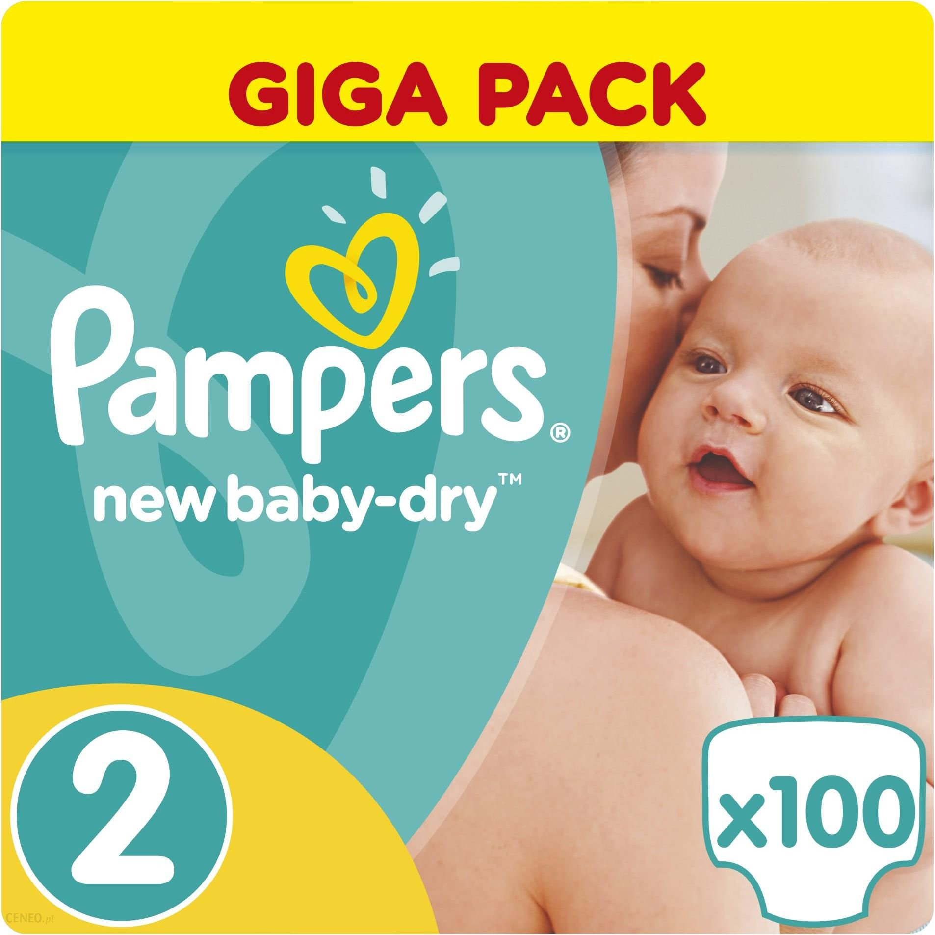 pampers baby 2