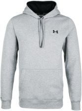 Under Armour STORM RIVAL Bluza z kapturem gris/noir
