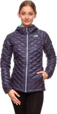the north face KURTKA THERMOBALL HOODIE LADY
