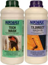 Nikwax Zestaw Twin Tech Wash/Tx Direct Wash In 2 X 1L