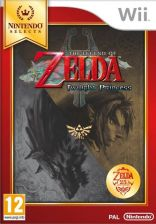 The Legend of Zelda: Twilight Princess (Nintendo Selects) (Gra Wii)