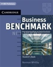 Business Benchmark Pre-Intermediate to Intermediate Student's Book: BEC Preliminary