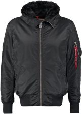 Alpha Industries STANDART FIT Kurtka zimowa black