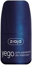Ziaja Dezodorant Roll-On Yego Men 60ml - zdjęcie 1