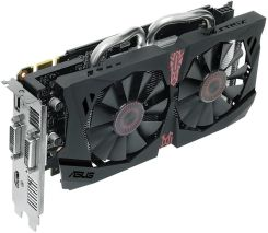 ASUS GeForce GTX 950 DirectCu II Strix OC (STRIX-GTX950-DC2OC-2GD5-GAMING)