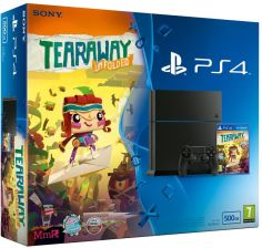 Sony PlayStation 4 500GB + Tearaway Unfolded