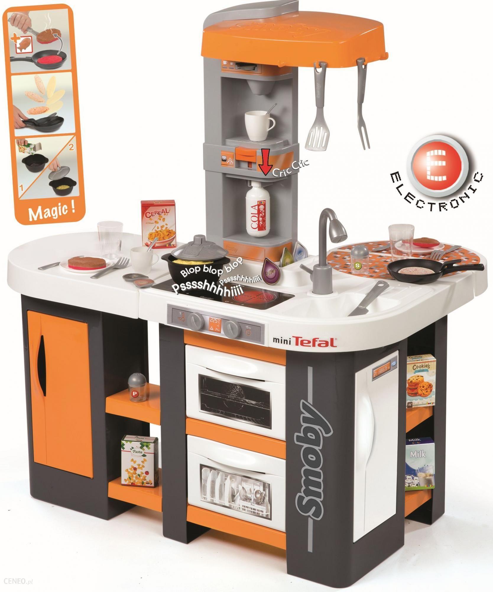 Kuchnia Smoby Studio Xl Bobas Biz Pl Sklep Internetowy