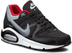 Półbuty NIKE - Air Max Command (Gs) 407759 065 Black/Cool Grey/Gym Red/White
