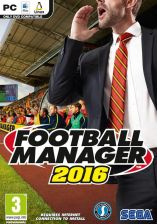 Football Manager 2016 (Gra PC)