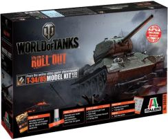 Italeri T-34/85 World Of Tanks 36509