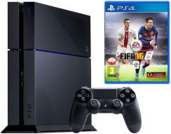Sony PlayStation 4 500GB + FIFA 16