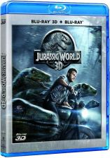 Jurassic World 3D (Blu-ray)
