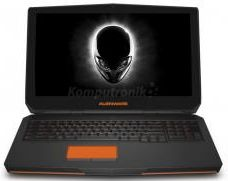 Dell Alienware 17 (AW17I7681N970W8)