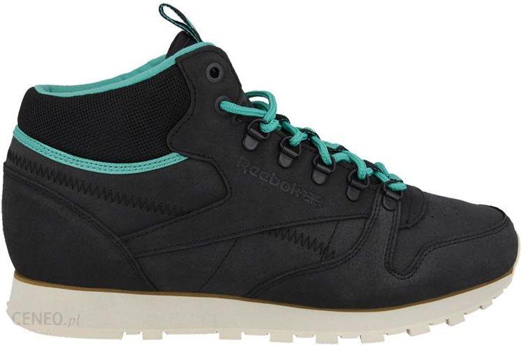 Buty Reebok Classic Leather Zielone