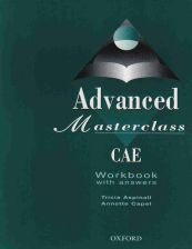 Advanced Masterclass Workbook with answers