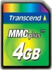 Transcend Multi Media Card Plus 4GB (TS4GMMC4)