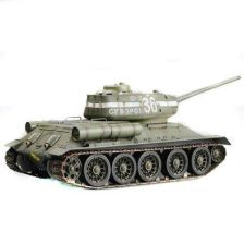 Gimmik Trumpeter 1:16 Russian T34/85 Rudy 2.4Ghz Rtr Uf/00807