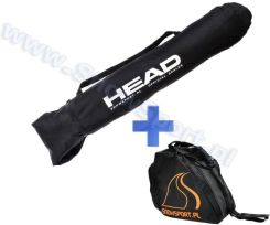 Head By Snowsport I Snowsport Czarny 15/16
