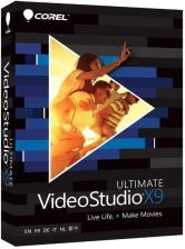 Corel VideoStudio Pro X9 ML Ultimate (VSPRX9ULMLMBEU)