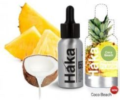 Haka Liquid Olejek Do E-Papierosa 25Ml Coco Beach 08Mg