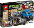 LEGO SPEED 75875 FORD F-150 RAPTOR I FORD A HOD RO