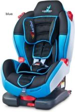 Caretero Sport Turbo Isofix Blue 9-25 kg