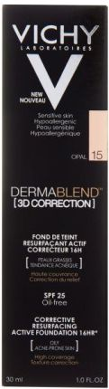 Vichy Dermablend 3D Correction 15 Opal 30ml
