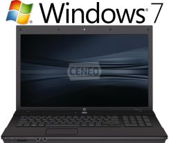 HP Compaq ProBook 4710s Intel Core 2 Duo T6570 2GB 250GB 17,3'' HD4330 DVD-RW W7P (VC438EA#AKD)