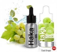 Haka Liquid olejek do e-papierosa 25ml Cool Grape 08mg