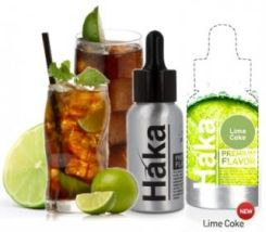 Haka Liquid olejek do e-papierosa 25ml Lime Coke 08mg