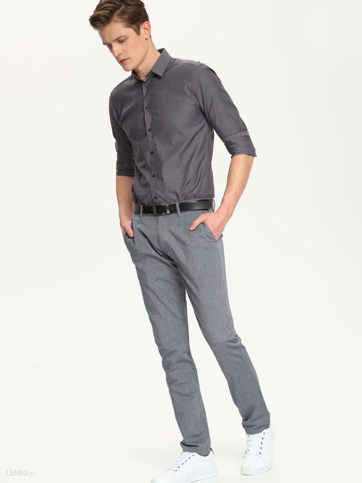 Spodnie to oczywisty wybór każdego mężczyzny, bez względu na preferowany styl. Stanowią one nieodzowny element męskiej garderoby, podobnie jak marynarka i koszula. Dobrej jakości spodnie to niezbędna rzecz w szafie każdego mężczyzny.