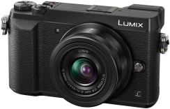 Panasonic Lumix DMC-GX80 Czarny + 12-32mm