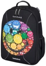 Herlitz Plecak Be.Bag Airgo Smiley Rainbow 11437951