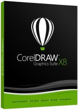 Corel CorelDRAW GS X8 PL Win Box (CDGSX8CZPLDP)