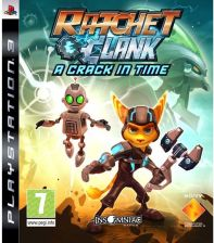 Ratchet & Clank: A Crack in Time (Gra PS3)