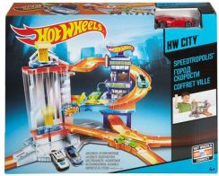 Hot Wheels Hot Wheels Parking z windą (CDL36)