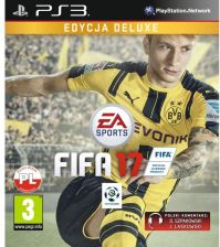 FIFA 17 Deluxe Edition (Gra PS3)