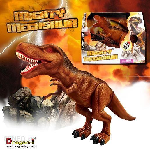 Dragon-i Toys Mighty Megasaur Chodzacy Dinozaur T-REX Zdalnie Sterowany (80041) - zdjęcie 1
