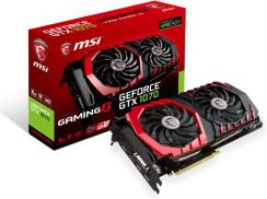 MSI GeForce GTX 1070 Gaming X 8GB (GEFORCEGTX1070GAMINGX8G)