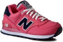 New Balance Damskie 574 Różowe