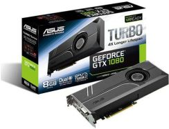 Asus GeForce Turbo GeForce GTX 1080 8GB GDDR5X 256 Bit (TURBO-GTX1080-8G)