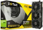 Karty graficzne GeForce GTX 1070 Zotac GeForce GTX 1070 AMP Extreme 8GB (ZT-P10700B-10P)
